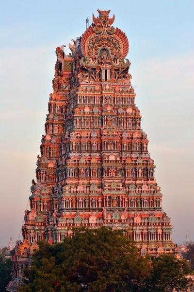 North-Gopuram-Minakshi-Temple